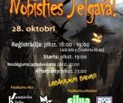 Orientēšanās sacensību «Nobīsties Jelgavā»(ARHĪVS)
