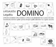 Atnāc uz Latgaliešu DOMINO 1. spēles partiju(ARHĪVS)