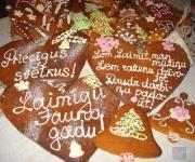 Ziemassvētku tirdziņš Siguldas Svētku laukumā(ARHĪVS)