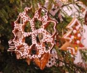 Piparkūku rota Ziemassvētku eglē!(ARHĪVS)