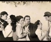 Rūdolfa Blaumaņa varoņu jaunā dzīve uz Valmieras teātra skatuves(ARHĪVS)