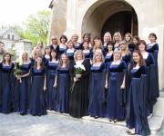 """Sieviešu koris """"Dzintars"""" atzīmēs 65 gadu jubileju(ARHĪVS)"""