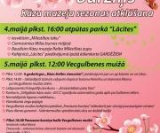 Pavasara burziņš – Kāzu muzeja sezonas atklāšana(ARHĪVS)
