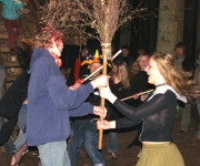 Pasaku meža nakts svētki Tērvetes dabas parkā(ARHĪVS)