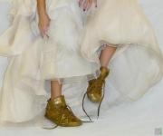"""Skrējiens kāzu kleitās - """"Pelnrušķītes Zelta Keda""""(ARHĪVS)"""