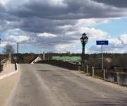 Abavas tilts Kandava