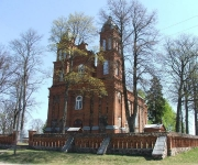 Prezmas Sv. Apustuļu Sīmaņa un Jūdas Romas katoļu baznīca