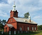 Tiskādu vecticībnieku draudzes dievnams
