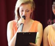 Pasākumu vadīšana, organizēšana / mūzika pasākumos - Zane Bednostina