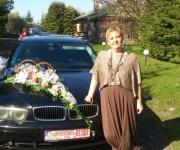Pasākumu vadītāja Ļubova Keiša