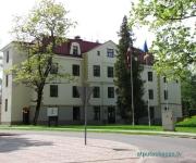 Baltā pils Siguldā