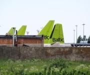 Apkārt lidostai RĪGA RIX (Kājām 7st)