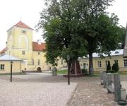 Livonijas ordeņa pils Ventspils