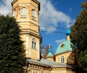 Rīgas Vissvētās Dievmātes pasludināšanas pareizticīgo baznīca
