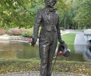 Aleksandra Puškina piemineklis
