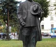 Kārļa Ulmaņa piemineklis
