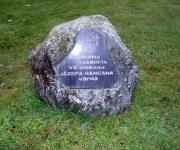 Jāzepa Rancāna piemiņas akmens