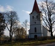 Lašu luterāņu baznīca