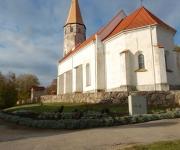 Neretas luterāņu baznīca