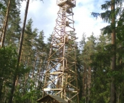 Priedaines skatu tornis