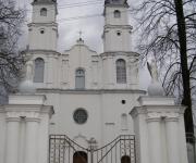 Viļānu Sv. Erceņģeļa Miķeļa Romas katoļu baznīca