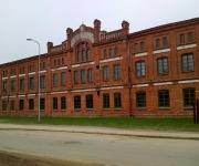 Bijusī Lindenberga kartonāžas fabrika - Aizputē