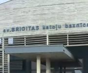 Grobiņas Sv. Brigitas Romas katoļu baznīca