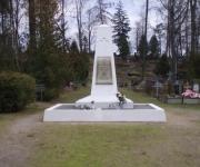 Piemineklis Latgales atbrīvošanas cīņas kritušajiem