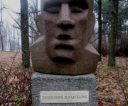 Piemineklis Teodoram Kaufeldam