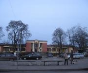 Ogres Dzelzceļa stacija