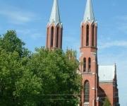 Līksnas Svētās Sirds Romas katoļu baznīca
