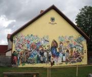 Apgleznotā siena Sabilē