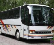 Balt Go Tūrisma aģentūra, autobusu noma