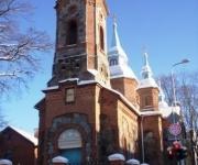 Valmieras Sv. Radoņežas Sergija pareizticīgo baznīca