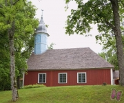 Baznīckalns. Turaidas baznīca