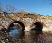 Tilts pār Auces upi Bēnē