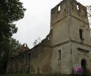 Ērģemes baznīcas drupas