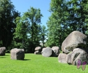 Lāča dārzs (akmeņu dārzs)