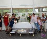 Jauna izstāde Līvānos, Latgales mākslas un amatniecības centrā(ARHĪVS)