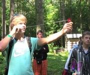 Tērvetes dabas parks aicina skolēnus izzināt mežu un jauki atpūsties(ARHĪVS)