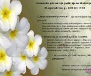 Jaunmoku pils muzeja piedāvājums Skolotāju dienā(ARHĪVS)