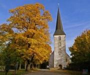 Jaunpils baznīca