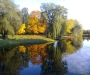 Botāniskais dārzs oktobrī atvērts līdz saulrietam(ARHĪVS)