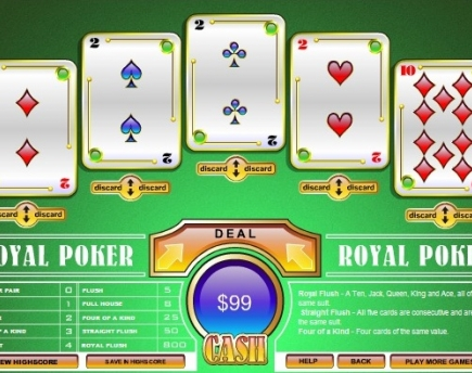 Video: Royal Poker