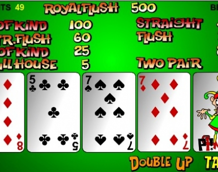 Video: Flash poker